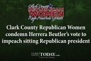 Clark County Republican Women condemn Herrera Beutler's vote to impeach sitting Republican president