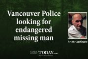 Vancouver Police report  missing man found