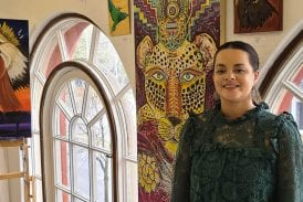 Business Profile: Phoenix Rising Art Gallery promotes local artists