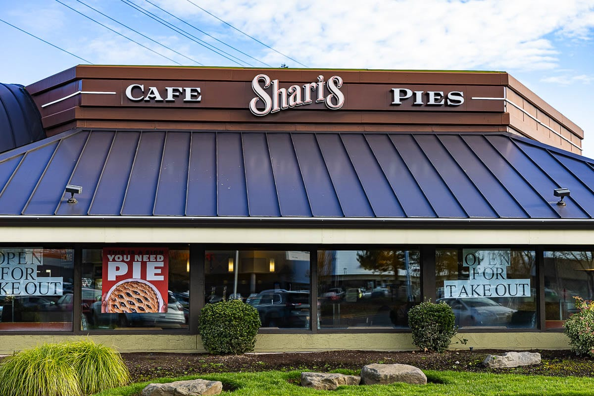 There are four Shari's restaurants in Vancouver, and all are celebrating National Pie Day on Saturday. Photo by Mike Schultz