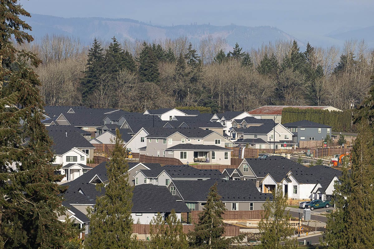 Gov. Jay Inslee's repeal of the State Building Code Council's code extensions expected to increase home prices. Photo by Mike Schultz