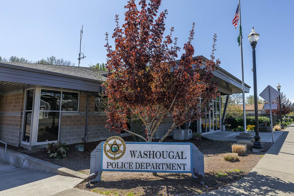 The Washougal Police Department is one of 12 locations around Clark County where area residents can dispose of expired, unwanted or unused medicine. Photo by Mike Schultz