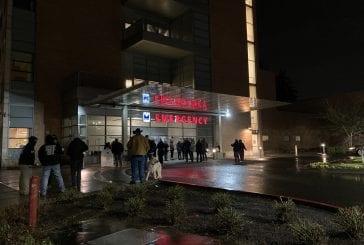 Protestors force Legacy Salmon Creek Hospital into lockout