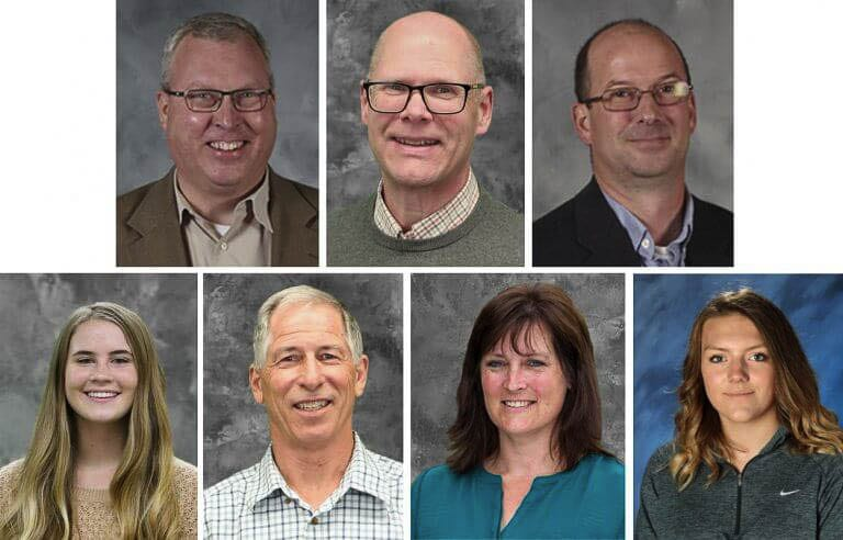 The Battle Ground School Board will be looking for someone to replace Monty Anderson, who is stepping down this month after nearly 12 years in the volunteer position. Photo courtesy Battle Ground Public Schools