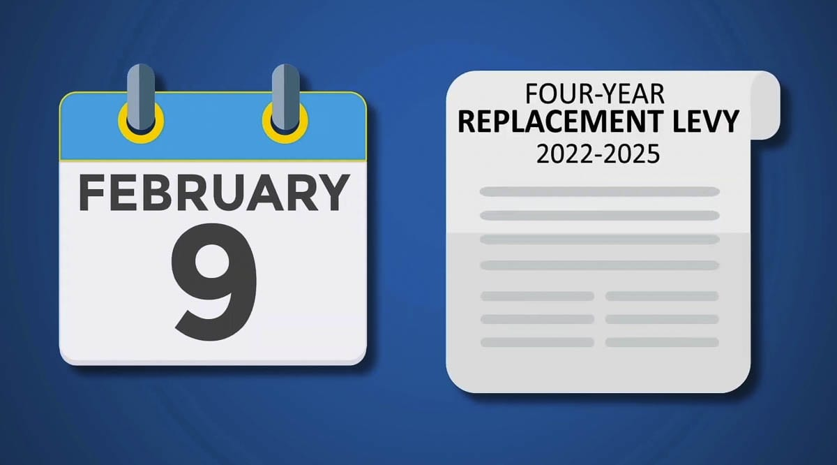 Battle Ground Public Schools is hoping voters approve a replacement local funding levy on Feb. 9. Image courtesy Battle Ground Public Schools