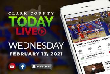 WATCH: Clark County TODAY LIVE • Wednesday, February 17, 2021