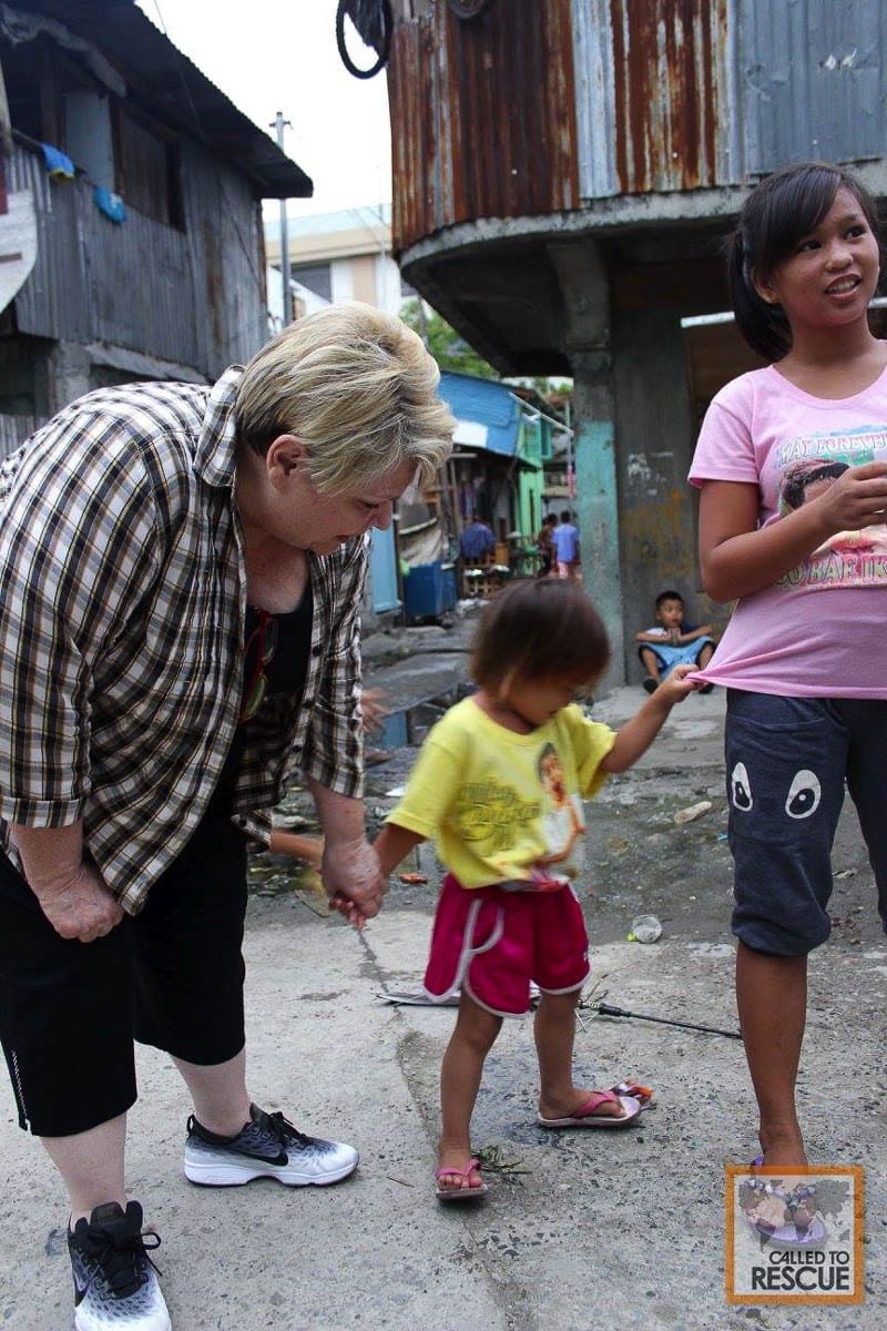 Dr. Cyndi Romine and her husband has spent years of their lives working in places like Burma, the Philippines and the U.S. to end human trafficking. Photo courtesy of Called To Rescue