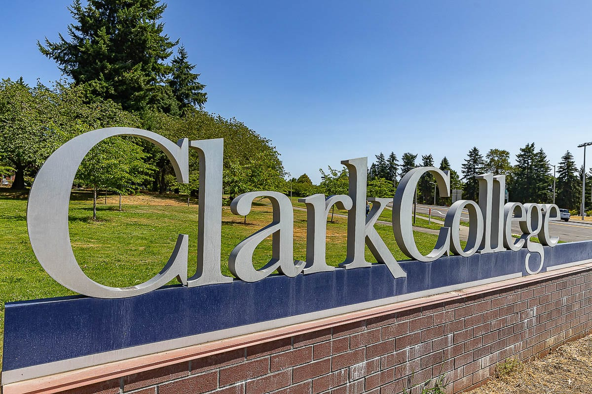 Beginning with registration for the 2021 spring term, Clark College is removing its admission application fee, making it free for almost all prospective students to apply. File photo