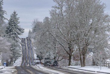 Vancouver Public Works prepares for forecast of snow, freezing rain