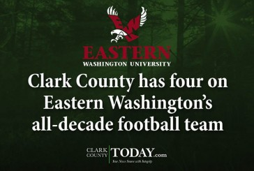Clark County has four on Eastern Washington's all-decade football team