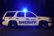 Clark County Sheriff's deputies involved in officer-involved shooting
