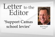 Letter: 'Support Camas school levies'