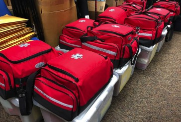 Volunteers help vaccinate over 930 long-term care residents in the area