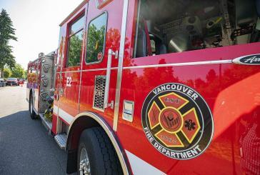 Firefighters injured while fighting Vancouver apartment fire