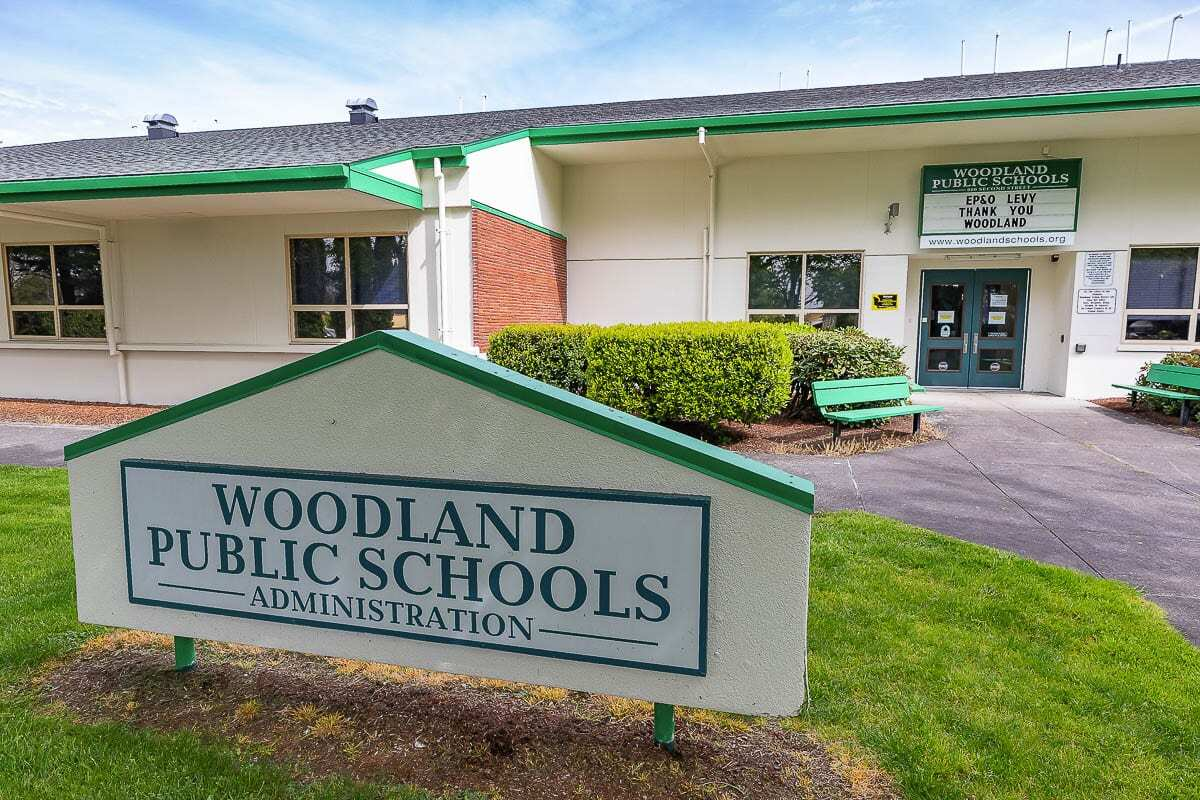 All students in the Woodland School District will transition to either hybrid schedules or full in-person learning over the coming weeks. Photo by Mike Schultz