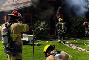 Fire District 6 battles two house fires Tuesday