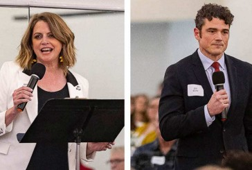 Congressional candidates speak at Clark County Republican Women quarterly dinner