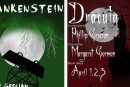 Evergreen High School Theatre group brings monster double feature to digital stage