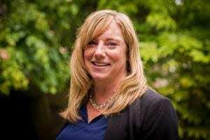 Jodi Miyama, vice president of Adoption Services