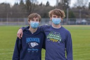 Hockinson: Runners with a long history together make school history together