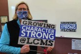 Character Strong is the message at La Center Middle School