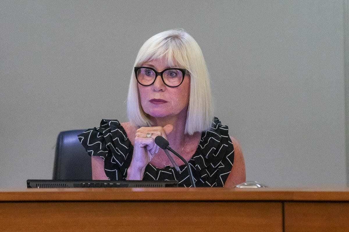 Vancouver City Councilor Linda Glover won't be running for a second term. File Photo
