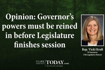 Opinion: Governor's powers must be reined in before Legislature finishes session