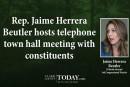 Rep. Jaime Herrera Beutler hosts telephone town hall meeting with constituents