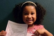 Little Girl With A Big Heart: Ridgefield first grader starts food drive at Rosauers