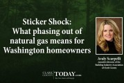 Sticker Shock: What phasing out of natural gas means for Washington homeowners