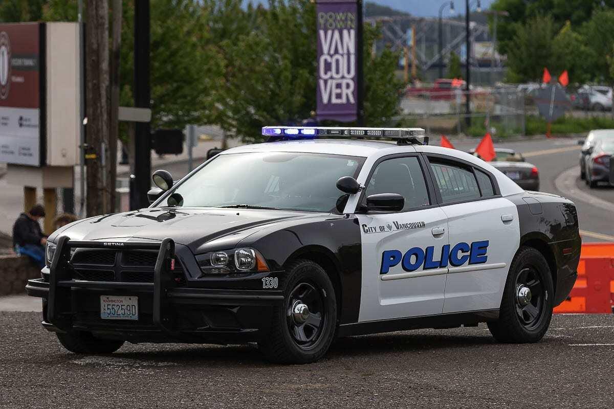 A Vancouver Police cruiser. File photo