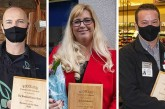 Woodland Chamber of Commerce awards individuals and business