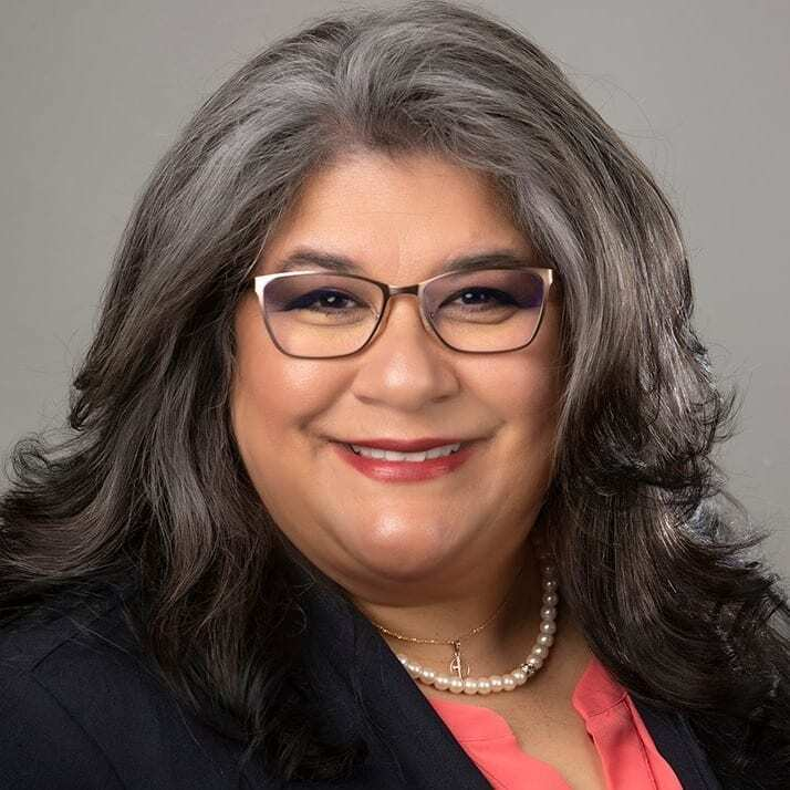 Diana Perez announced her intention to run for Linda Glover's open seat this year. Image courtesy Diana Perez
