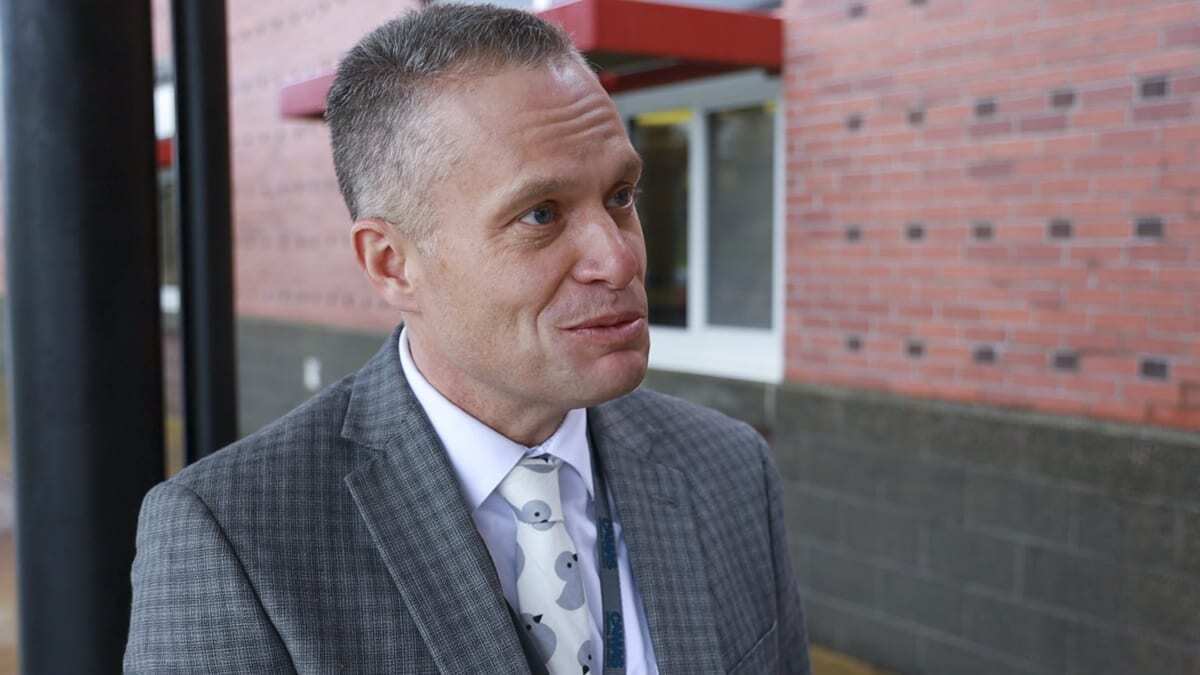 Dr. Jeff Snell will leave Camas School District to become the next superintendent of Vancouver Public Schools next July. File Photo