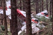 Two people survive plane crash near Yacolt, rescued via helicopter