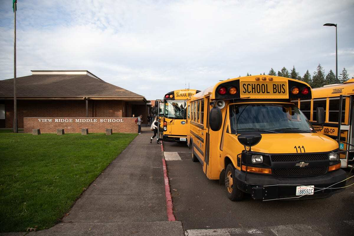 New guidelines from the state of Washington could greatly expand in-person learning options at schools across the state. File photo