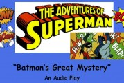 Superhero radio show provides hope during pandemic