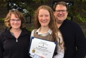 Ridgefield student wins southwest Washington essay competition; moves up to state