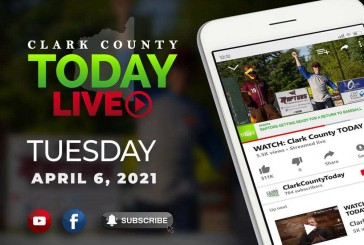 WATCH: Clark County TODAY LIVE • Tuesday, April 6, 2021