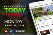 WATCH: Clark County TODAY LIVE • Monday, April 12, 2021