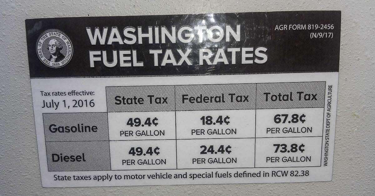 Gas tax increases, a carbon tax and a low carbon fuels tax part of legislature's transportation tax proposals thumbnail