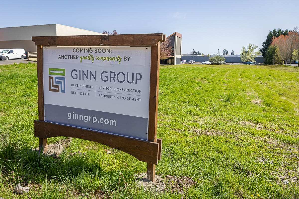 Ginn Gives' 50-unit 65th Avenue Apartments project at 2929 N.E. 65th Ave. will receive $975,000 and the Ginn Gives' 9-unit 138th Avenue Townhomes project at Northeast 138th Avenue and 18th Street will receive $225,000. Photo by Mike Schultz