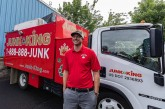 Vancouver Junk King named Best New Franchise by corporate team
