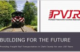 Portland Vancouver Junction Railroad seeks to advance rail dependent development in Clark County