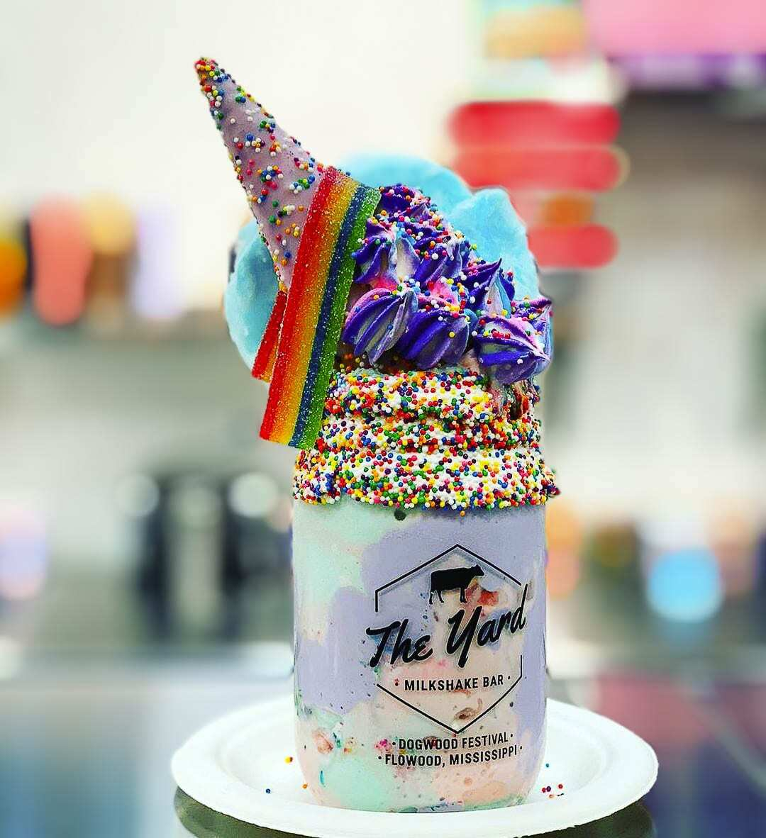 High-end ice cream shop The Yard is coming to the Vancouver Waterfront this Summer. Image courtesy The Yard Milkshake Bar