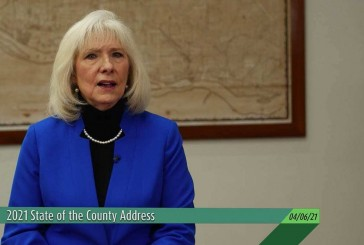 A recap of the 2021 State of the County address