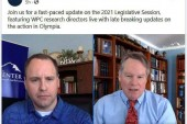 Olympia Watch: Washington Policy Center discusses key issues in final days of legislature