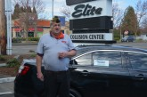 US Army and Coast Guard veteran gifted a car from VFW, area auto shops