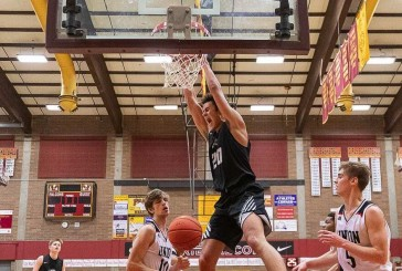 With Gonzaga in the future, Kaden Perry thrilled for one more Battle Ground season