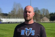 Hockinson's Clint LeCount ready to take over football program